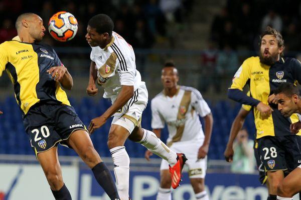 Lens tenu en échec par Arles-Avignon, ce lundi soir : 1-1.