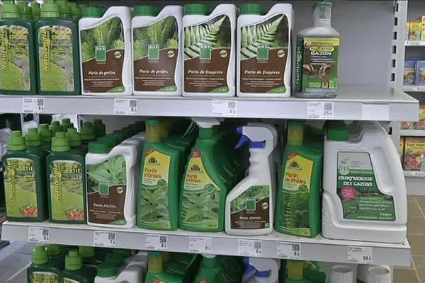 70 000 tonnes de pesticides sont commercialisées chaque année en France