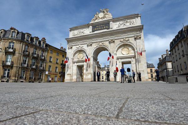 Le Memorial Desilles à Nancy comporte des citations à la mémoire des militaires et des civils morts pour la France lors de la guerre d'Algérie et des combats de Tunisie et du Maroc.