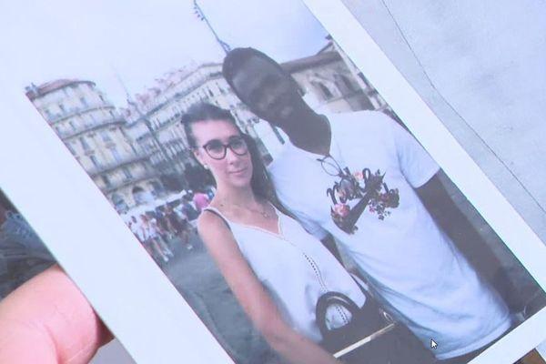 Mamady Condé et Ophélie Gaudillier sont en couple depuis cinq ans.