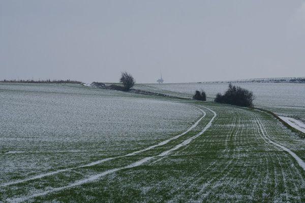 Neige à Coyecques