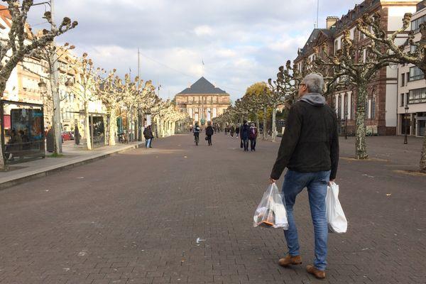 Place Broglie, Strasbourg J moins 5
