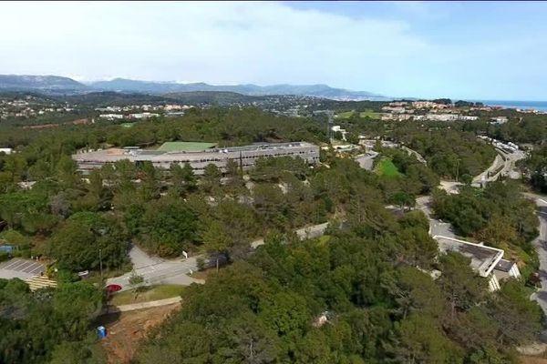 D'ici 2030, 500 000 m² de constructions devraient voir le jour à Sophia-Antipolis.