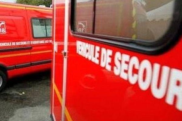 Pompiers secours illustration