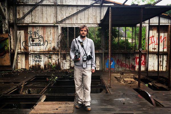 Thomas Regdosz, photographe