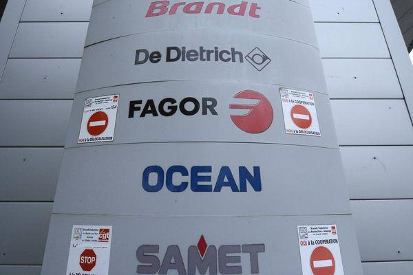 Les marques de FagorBrant au cœur du dossier de reprise de l'entreprise par Cevital