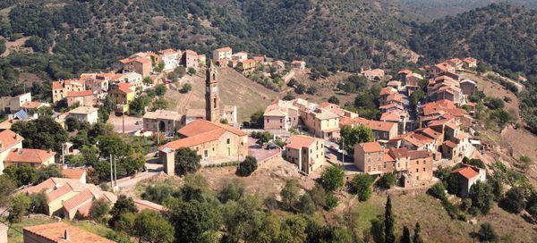 Moltifao, le village où Dominique Mattei a passé son confinement