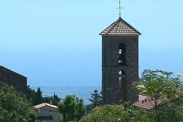 Le village d'Antisanti