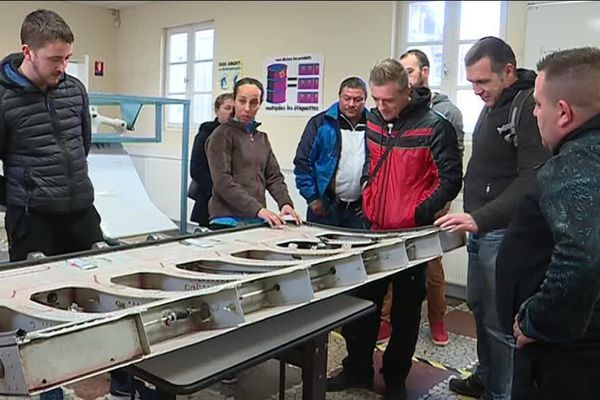 Avant sa reprise par Sabena Technics, New EAS à Perpignan a recruté 11 personnes en contrats de professionnalisation