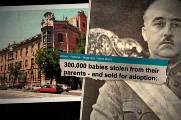 Le trafic de nouveaux-nés sous Franco et bien après