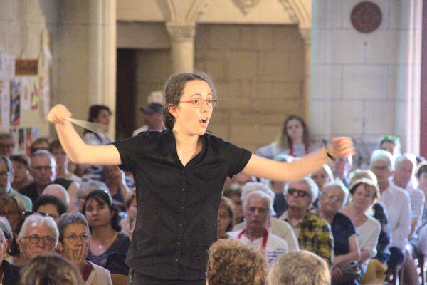 Marie Célérier intègrera le Conservatoire national supérieur de musique de Paris en septembre 2021.