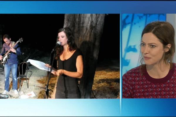 """""""Sérénades"""" : Anna Mouglalis invitée du 12/13 Rhône-Alpes"""