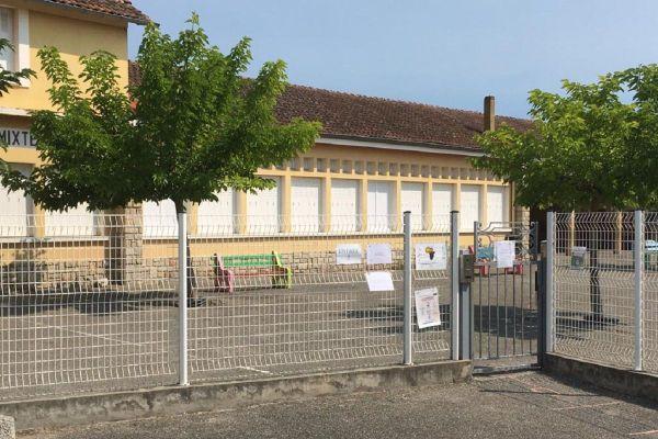 L'école maternelle où était accueilli le petit garçon de 4 ans.