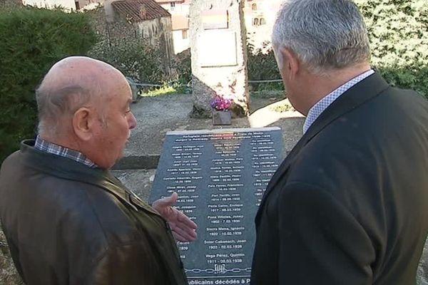 Depuis 80 ans, la mémoire de 36 républicains espagnols repose dans le cimetière de Prats-de-Mollo