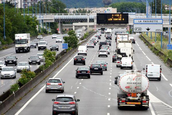 A partir de mars 2021, les véhicules les plus polluants ne devraient plus avoir le droit de circuler dans Toulouse.