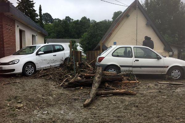 inondations Lisieux