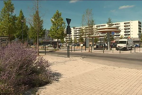 Le quartier de la Roseraie à Angers a fait l'objet d'une rénovation urbaine sur 15 ans
