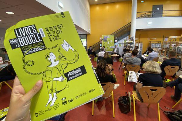 """""""Livres dans la boucle"""" aura lieu durant trois week-ends, fin septembre début octobre, à Besançon"""