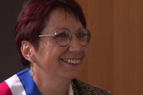 Anne Vignot a été élue maire de Besançon le 3 juillet 2020