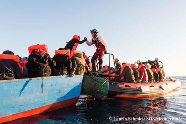 Depuis 2016, SOS MEDITERRANEE a porté secours à près de 32 000 personnes en détresse.