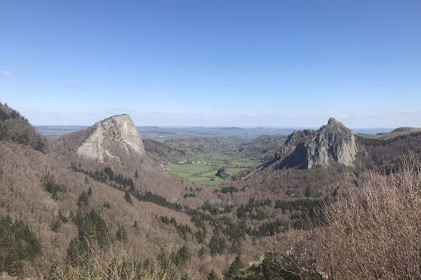 Ces paysages du Puy-de-Dôme ont séduit le réalisateur Guillaume Canet.