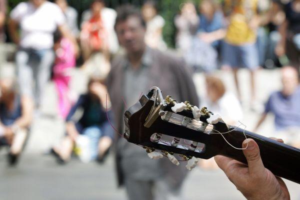 Des dizaines d'animations sont prévues pour la Fête de la musique en Isère, Savoie et Haute-Savoie. Photo d'archives (Toulouse, 2007).