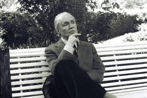 Maurice Genevoix, l'écrivain emblématique du Loiret, qui a célébré la Sologne dans ses oeuvres, reposera au Panthéon