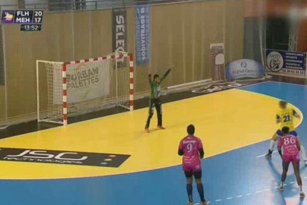 Le Fleury Loiret Handball bat Metz 27-22.