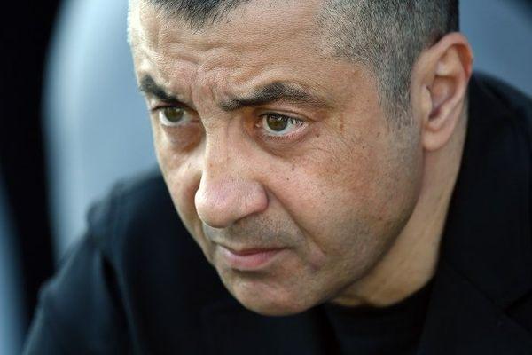 """""""C'est le 11 septembre de la presse, il y aura un avant et un après"""" explique Mourad Boudjellal en disant vivre """"un moment très compliqué, bizarre""""."""