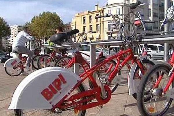 Le Bip de Perpignan, c'est fini - 2015.