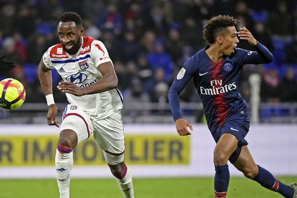Moussa Dembelé a fait paniquer la défense du PSG