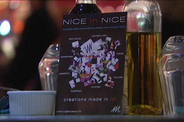 C'est une façon amusante de découvrir Nice et ses artistes locaux.