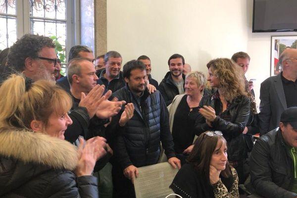 La liste de la fédération départementale des syndicats d'exploitants agricoles -Jeunes agriculteurs, menée par Stéphane Paquet, a été élu à la tête de la chambre d'agriculture de Corse-du-Sud, mercredi 6 février.