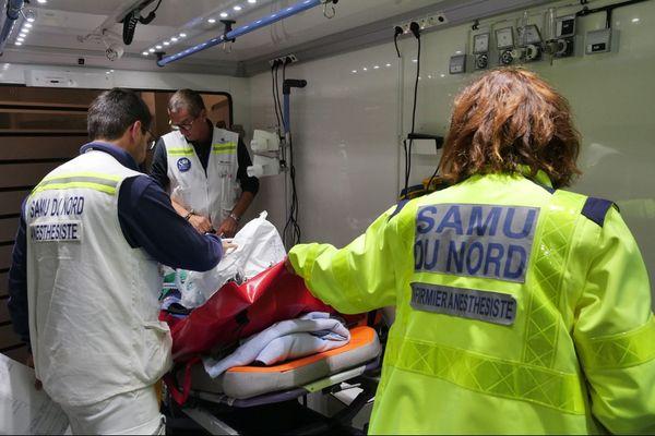 Les appels au Samu du Nord pour suspicion de coronavirus sont en augmentation, une crainte pour les services.