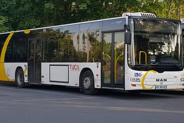 Le bus volé à Cambrai