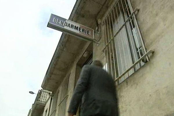 La gendarmerie de Libourne