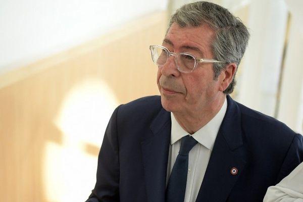 Patrick Balkany a été agressé près de la mairie de Levallois, jeudi 5 septembre.