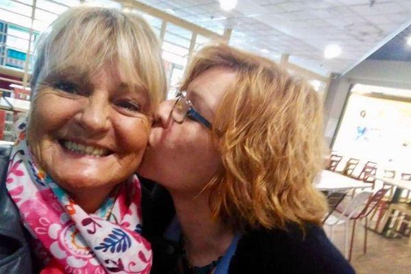"""Cathy et Isabelle : """"les soeurs de coeur"""""""