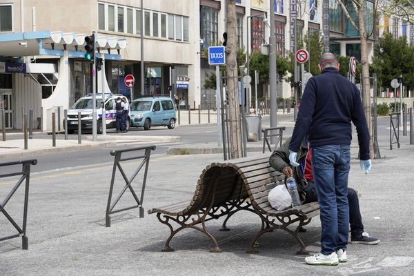 Maraude du Samu Social à Marseille