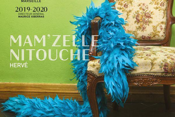 Mam'zelle Nitouche les 25 et 26 janvier à l'Odéon