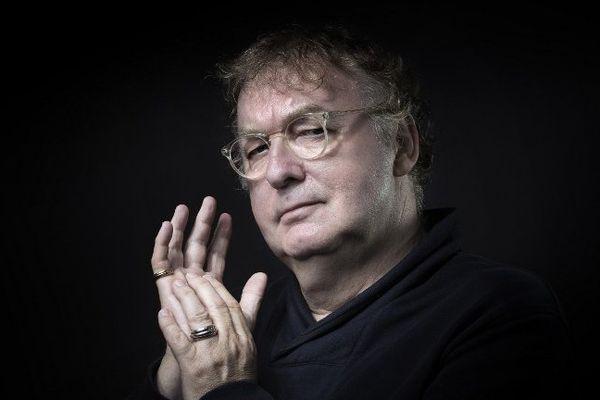 Dominique Besnehard, co-organisateur du Festival du Film Francophone à Angoulême.