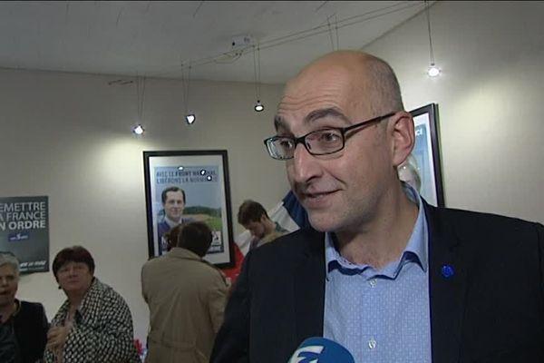 Guillaume Pennelle secrétaire départemental FN 76