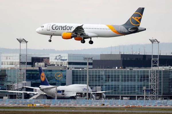 Un Airbus A320 portant la livrée de la compagnie allemande Condor a survolé le Bas-Rhin en tournant en rond pendant plusieurs heures.