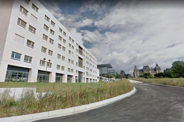 L'emprise messine du CHR Metz-Thionville (Archive).