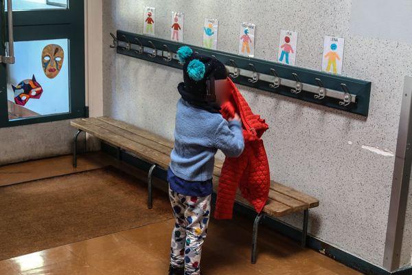 Image d'illustration du retour à l'école.