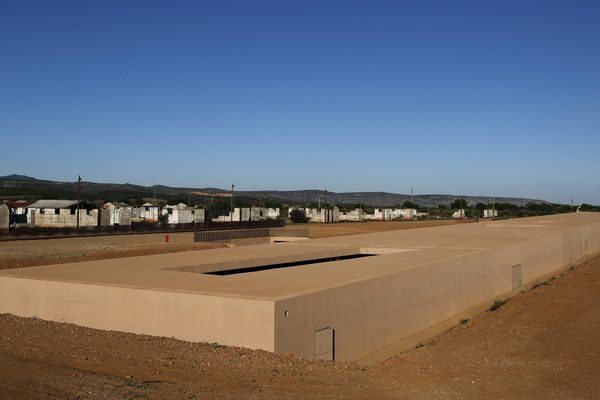 Le Mémorial du Camp de Rivesaltes a ouvert ses portes en octobre 2015.