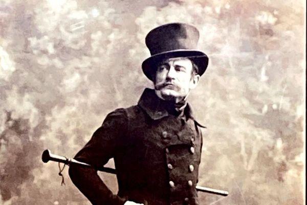 Firmin Gémier, photographié dans les années 1920
