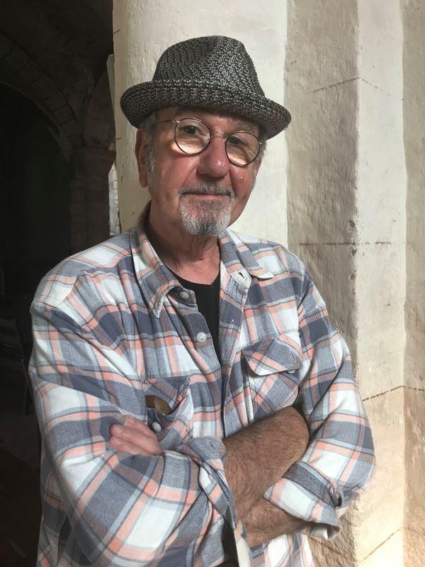 A 73 ans, Richard Gotainer porte un regard amusé sur sa carrière.