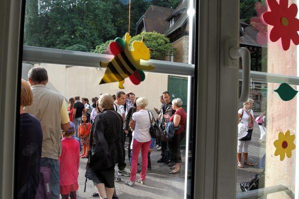 Comme ici à Sarrebruck, ou Fribourg et Hambourg, un lycée franco-allemand va ouvrir à Strasbourg, 50 ans après le premier en France, ouvert à Buc