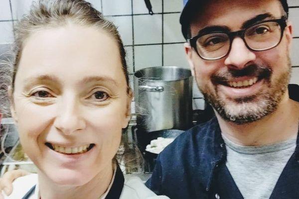 """Chloé et Martin vont lancer le 11 mai une cuisine """"vagabonde"""""""